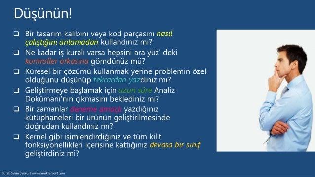 Gizli Tehlike : AntiPatterns Slide 3