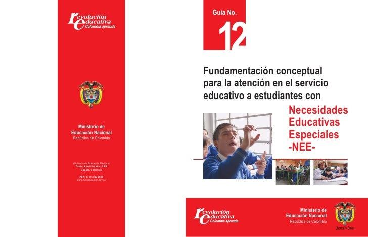 Guía No.                                           12                                    Fundamentación conceptual        ...