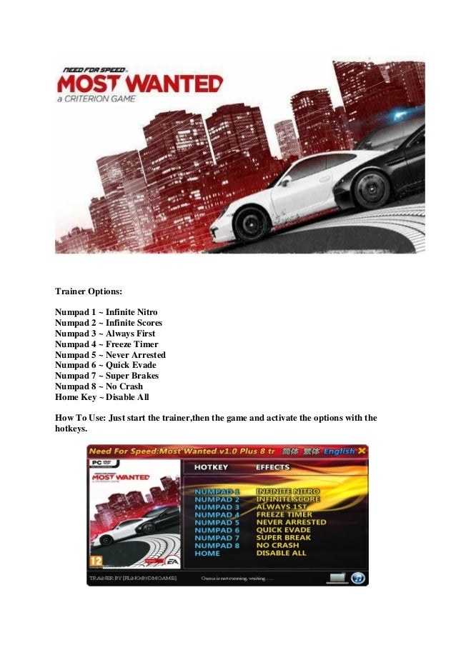 Mods at Need for Speed: Most Wanted (2005) Nexus - Mods ...