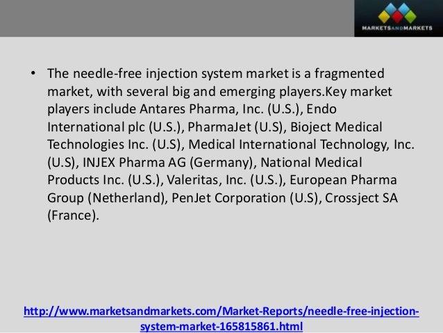 Needle Free Injection System Market worth 20 17 Billion USD
