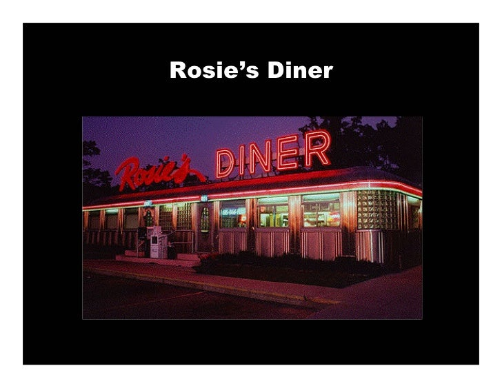 Rosie's Diner