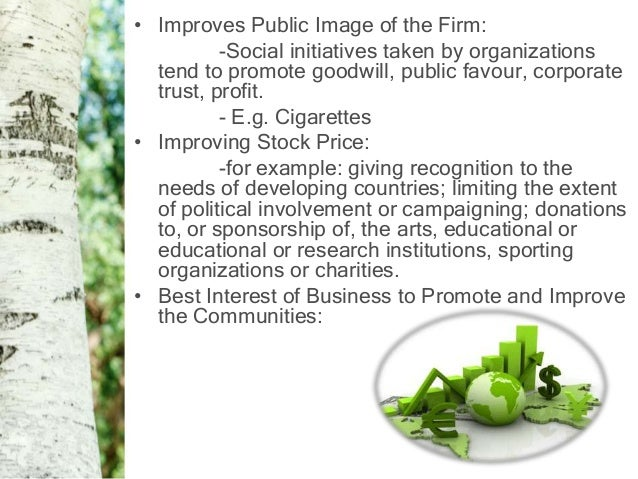 the significance of corporate social responsibility in an organizations Corporate social responsibility – nonprofit organizations how corporations embrace corporate social responsibility is of great importance to nonprofit organizations.