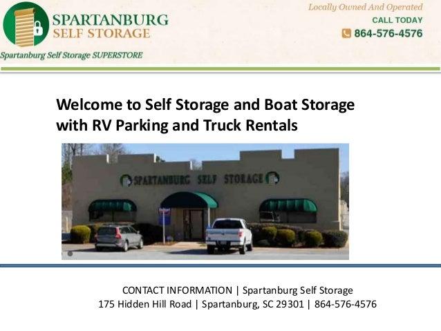 Need Storage Units