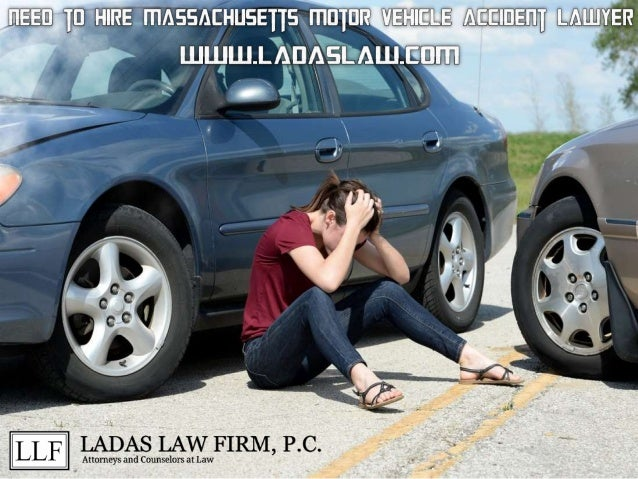 Need to Hire Massachusetts Motor Vehicle Accident Lawyer
