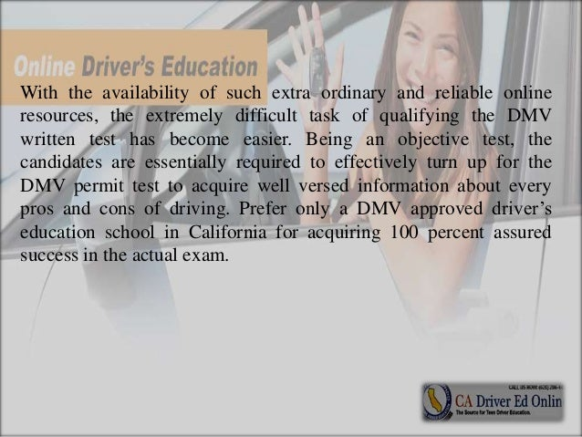 Need to know about the dmv practice permit test