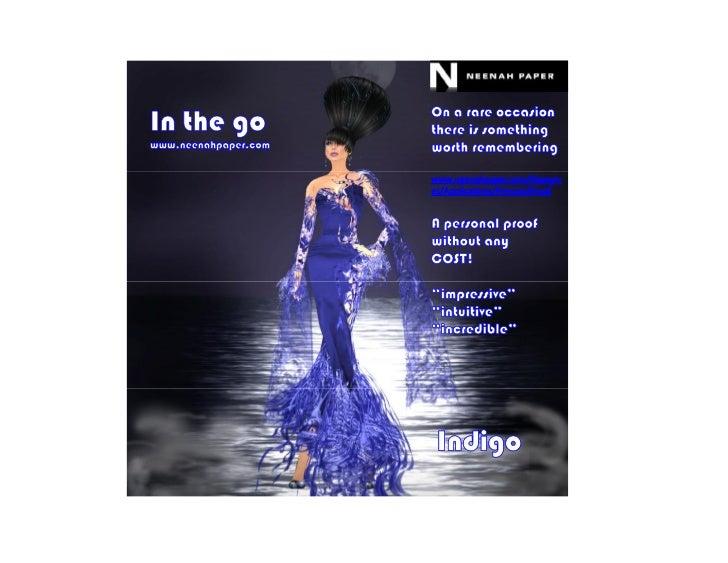 Neenah Paper Free HP Indigo Proofs On Line