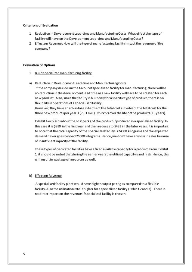 eli lilly strategic plan