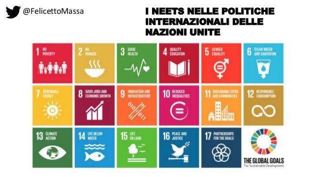 @FelicettoMassa I NEETS NELLE POLITICHE INTERNAZIONALI DELLE NAZIONI UNITE