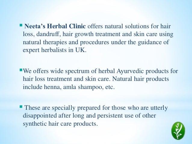 Neeta's Herbal Clinic, UK
