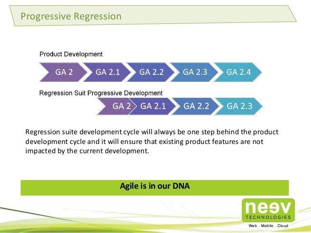 progressive regression Progression and regression: distinct developmental patterns of diabetic   insulin use was highest in the progressive clusters c, d, and e, and lowest in.