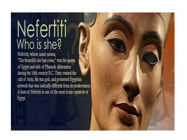 nefertiti's god