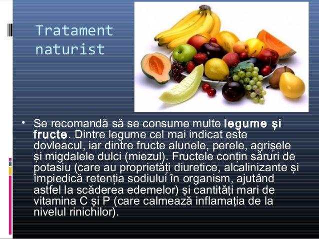 Regim de viaţă• Măsuri generale - regim, alimentaţie curativă,tratament etiotrop.• Regimul se ordonează în funcţie de grav...