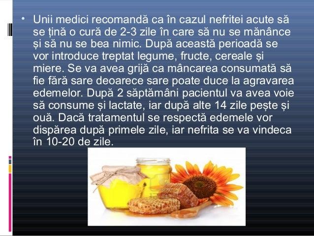 Investigaţiide laborator• Se recomandă: hemograma, analiza generală a urinei,analiza bacteriologică a urinei, proba Nicipo...