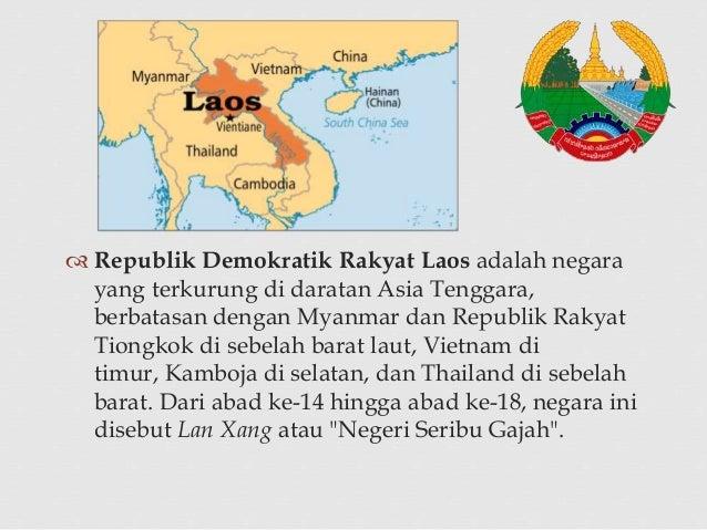 Negara Laos Slide 2