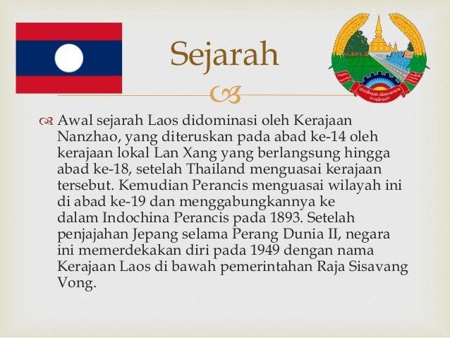 Negara Laos Slide 3