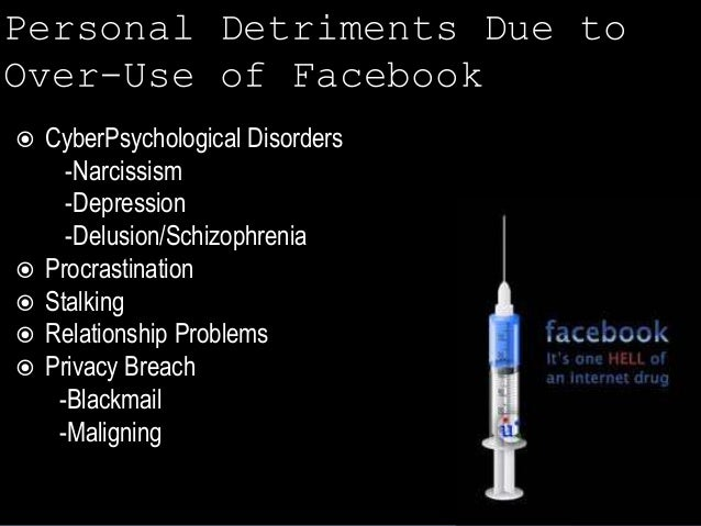 4 Negative Effects of Using Facebook Too Much