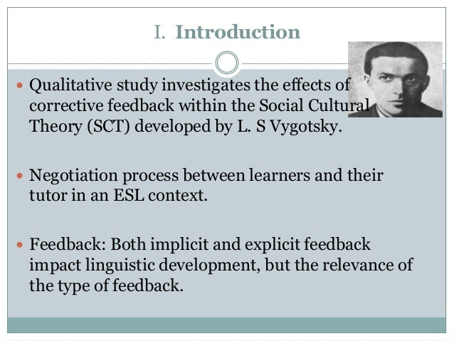 corrective feedback in second language acquisition Written corrective feedback for l2 development by john bitchener,  issue of  written corrective feedback in second language acquisition.