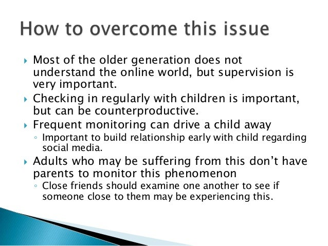negative impact of media on children Social media present risks and benefits to children but has a negative effect on the health of all children social networking's good and bad impacts on.