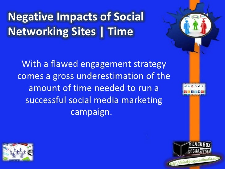 negative impact of social websites Impact of social networking sites (sns) on the youth ms shabnam s mahat assistant professor negative impact of these social networking sites on the.