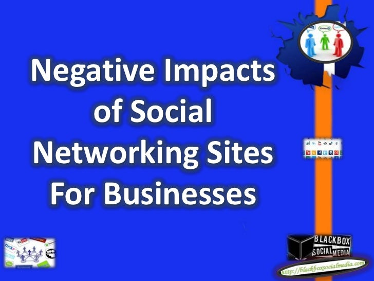 impacts of social networks Social networking's good and bad impacts on kids  apa works to advance psychology as a science, as a profession and as a means of promoting health, education.