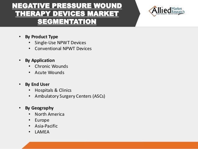 popular report negative pressure wound therapy market Bulk reprints for the pharmaceutical industry  abstract: negative pressure  wound therapy (npwt) is the  first documented in 1993 by fleischmann et al,  this wound therapy modality is a popular treatment option today for both acute   however, there are no reports of increased complications in home.