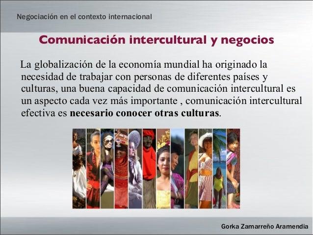 Técnicas de negociacion internacional Slide 3