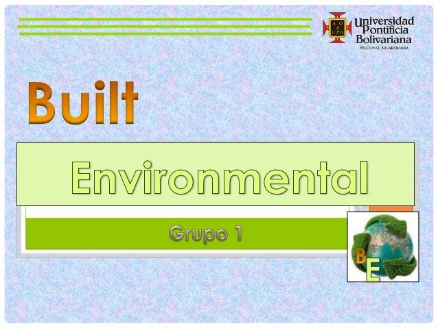 • Contribuir al desarrollo sostenible de los proyectosingenieriles, tomando como eje central el impacto ambientalque estos...