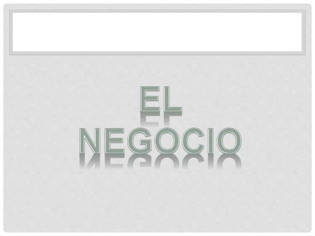 TEXTO DEL NEGOCIO  • El negocio es la sobre vibensia mi y de las persona  vendo de todo los dulsus se encarda una persona ...