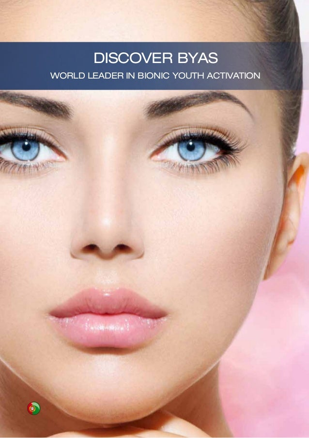 Discover BYAS World Leader in Bionic Youth Activation