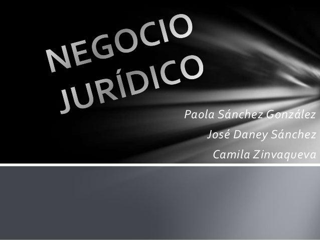 Paola Sánchez González José Daney Sánchez Camila Zinvaqueva