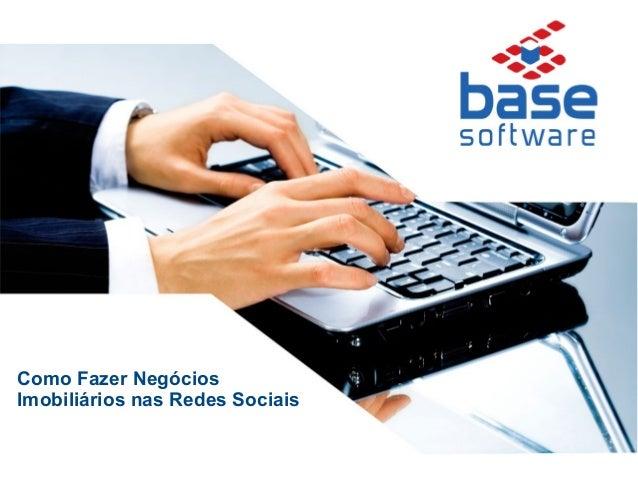 Como Fazer Negócios Imobiliários nas Redes Sociais