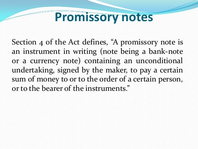 negotiable instuments Definition of negotiable instrument: a transferable, signed document that promises to pay the bearer a sum of money at a future date or on demand.