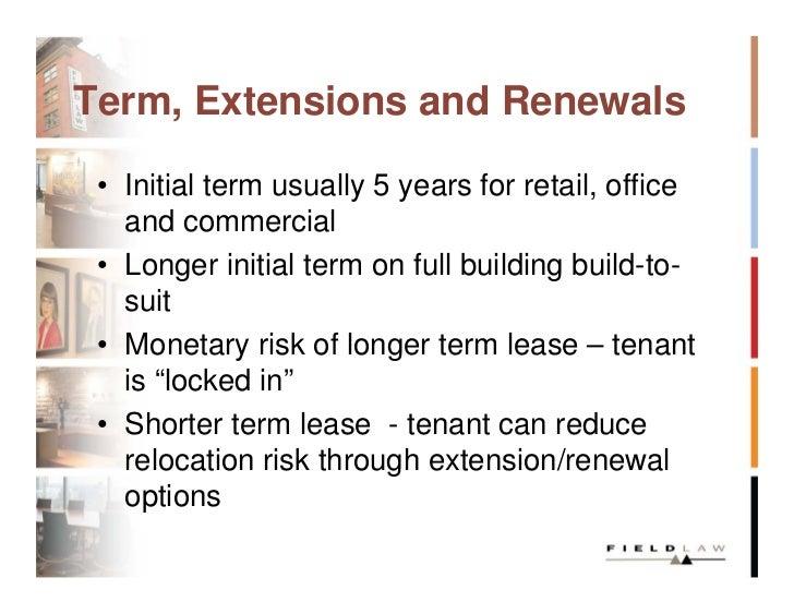 Reduce Landlord Risk In Design Building