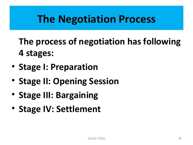 stages and phases of negotiation essay The stages of writing  english writing  remember that even a 1,500 word college essay may take a few days to properly complete, so do not postpone writing .