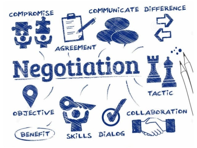 • A strategic discussion that resolves an issue in a way that both parties find acceptable. In a negotiation, each party t...