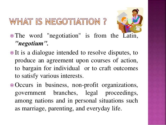 negotiation class Harvard negotiation institute (5 day courses) the harvard negotiation institute (hni) courses focus on critical aspects of negotiation and mediation.
