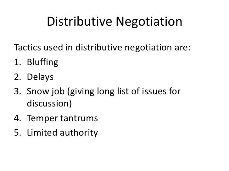 the goal of bluffing in business negotiation The competitive bid process can produce a range of bids and conditions that the purchasing department will evaluate and then award the business this may or may not involve some form of negotiation most negotiated business will involve items or services that are not necessarily definable by an rfq.