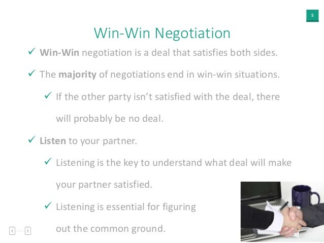 Negotiation Basics With Examples By Dvir Cohen