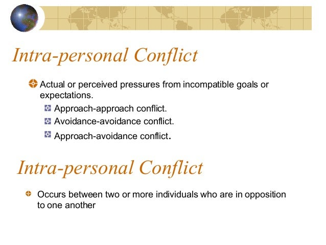 Viewing conflict as a constructive part of problem solving