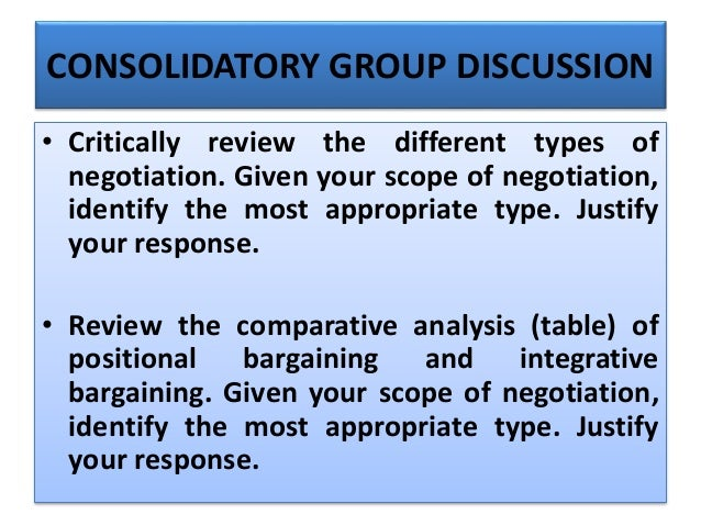 an analysis of the method of principled negotiation The principled negotiation method looks for gains wherever possible, and where   negotiation are in play can be broken down into three stages: analysis,.