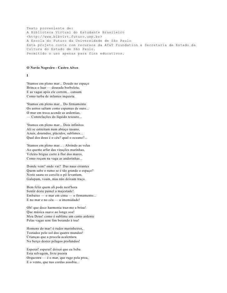Texto proveniente de:A Biblioteca Virtual do Estudante Brasileiro<http://www.bibvirt.futuro.usp.br>A Escola do Futuro da U...