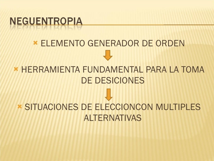 <ul><li>ELEMENTO GENERADOR DE ORDEN </li></ul><ul><li>HERRAMIENTA FUNDAMENTAL PARA LA TOMA DE DESICIONES </li></ul><ul><li...