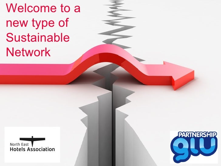 Welcome to a new type of Sustainable Network