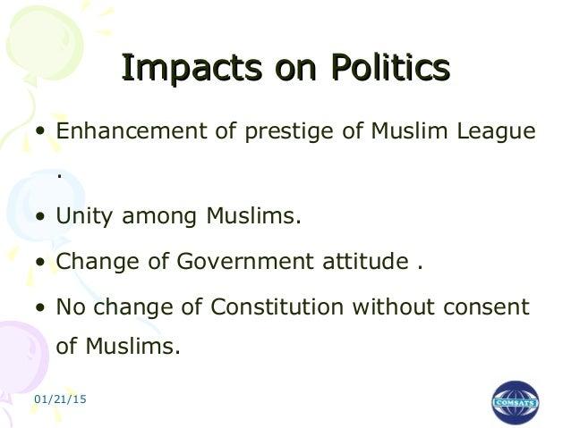 Nehru report and jinnah's fourteen points