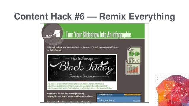 Content Hack #6 — Remix Everything