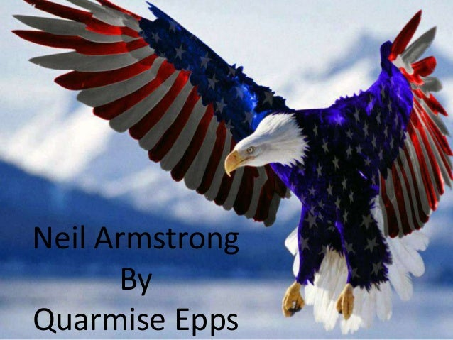 Neil Armstrong By Quarmise Epps
