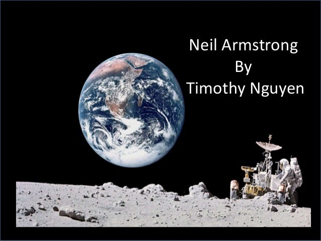 Neil Armstrong By Timothy Nguyen