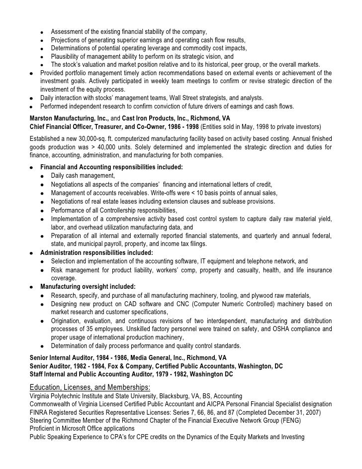 financial analyst resume example business analyst resume samples