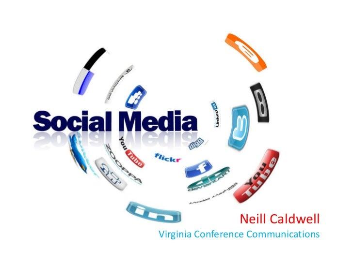 Neill CaldwellVirginia Conference Communications