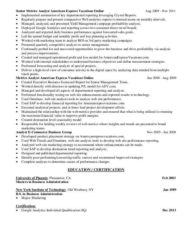 google resume